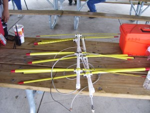 Homemade beam antennas for foxhunting